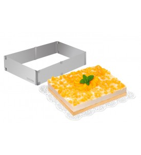 Marco rectangular ajustable...