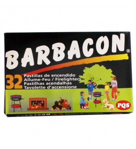 Pastillas Barbacon 32 dosis...