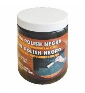Crema limpiadora para metales