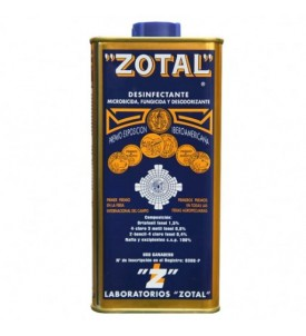 Zotal Desinfectante 500ML