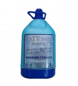Garrafa térmica agua 3L