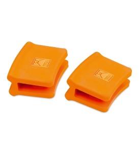 Asas de silicona para...