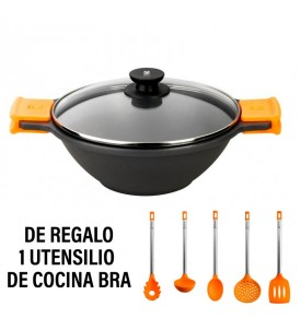 Wok Efficient 28cm - BRA