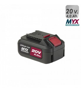 Batería Litio 20V 4AH...