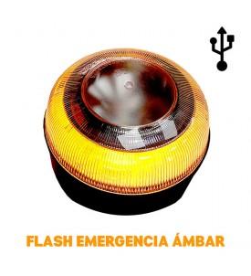 Luz LED de emergencia USB...